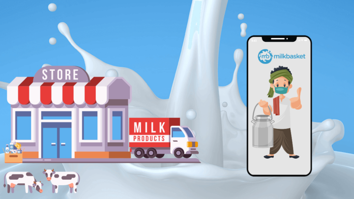 Build Milkbasket App Clone| Guide to Milk Delivery App Development